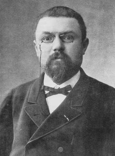 Imagen de Henri Poincaré vía Wikimedia Commons